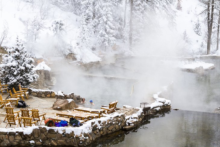 Strawberry Hot Springs, Steamboat Springs