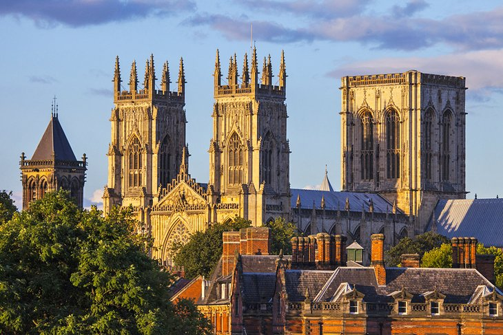 York Minster in York, England