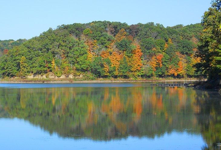 Burr Oak Lake