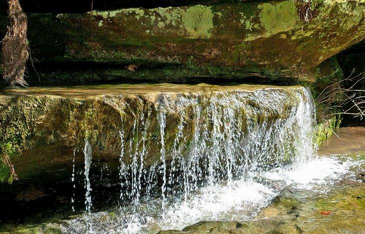 Cascada en Garganta de Blackhand