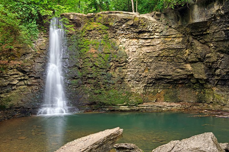 Hayden Run Falls