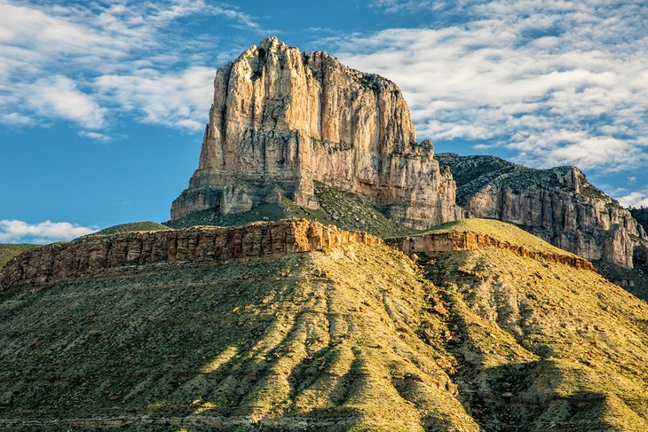 El Capitan at Guadalupe Mountains National Park