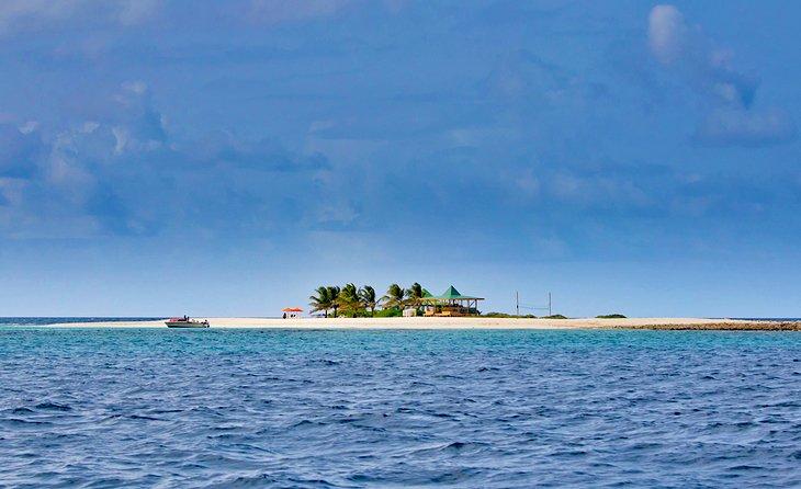 Sandy Island, Anguila