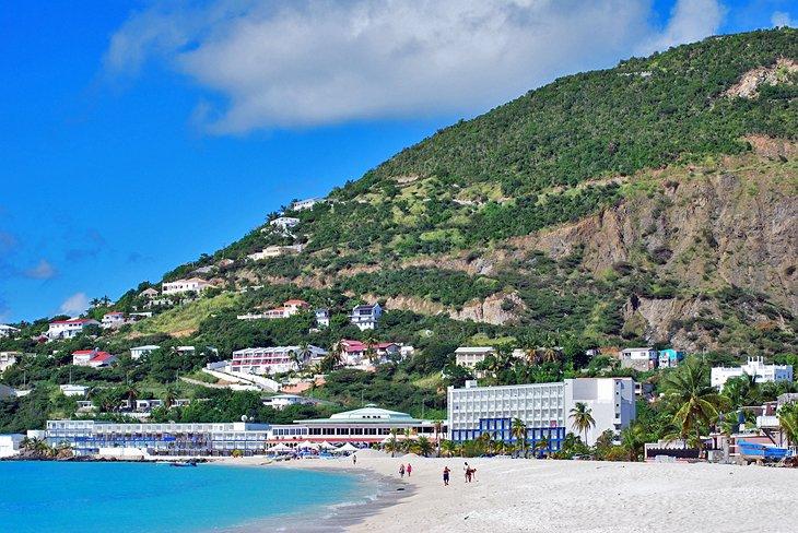Great Bay Beach, St. Maarten