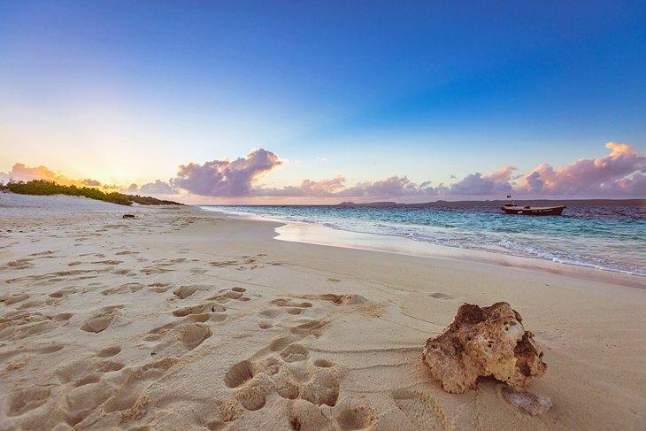 Klein Bonaire sunset