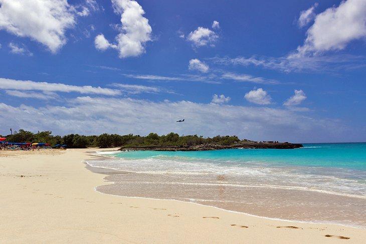 Mullet Bay on St. Maarten