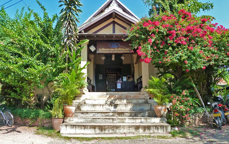 Traditional Arts and Ethnology Centre, Luang Prabang
