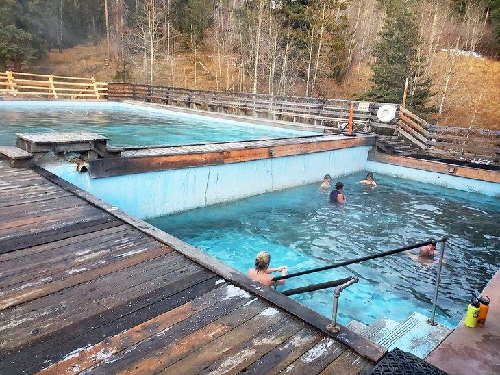 Aguas termales de Elkhorn