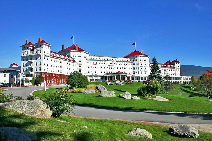 The Mount Washington Hotel, Bretton Woods
