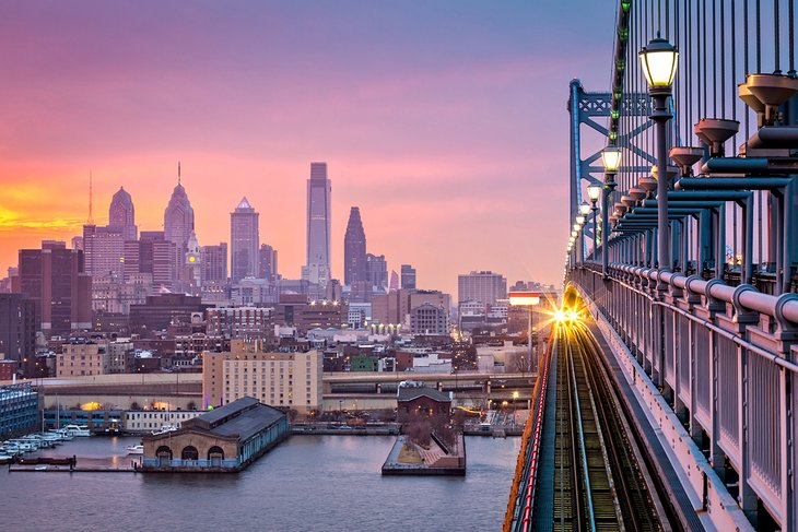 how to get from philadelphia to new york city