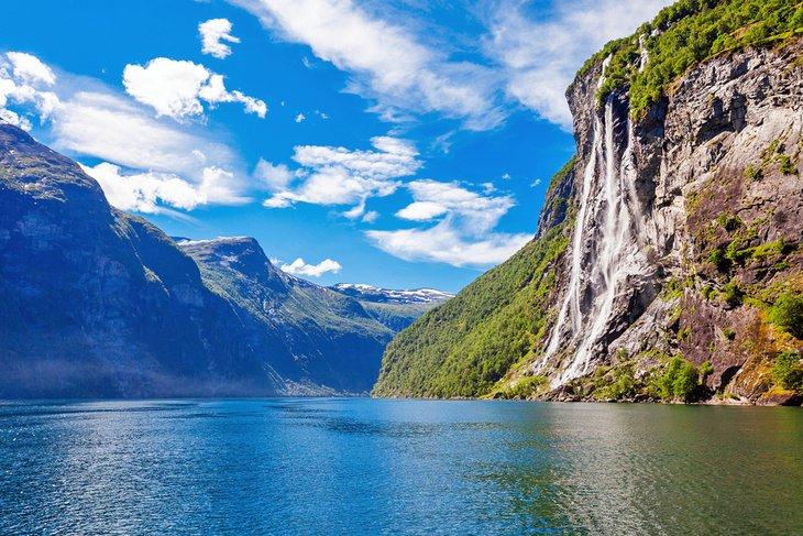 نروژ در تصاویر: 15 مکان زیبا برای عکاسی
