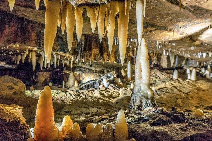 Cavernas de Ohio