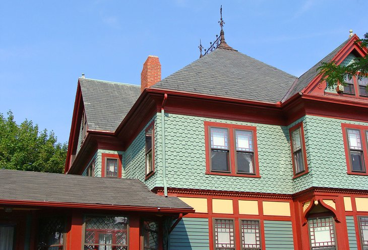 Victorian home in Federal Hill