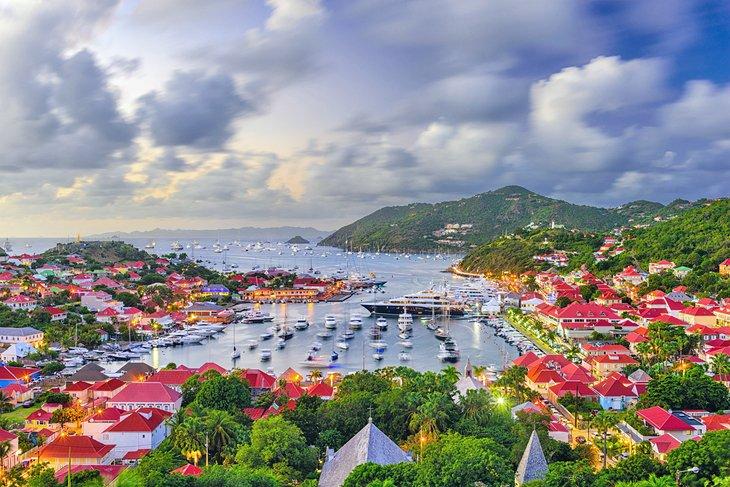 السياحة في جزيرة سان بارتيلمي