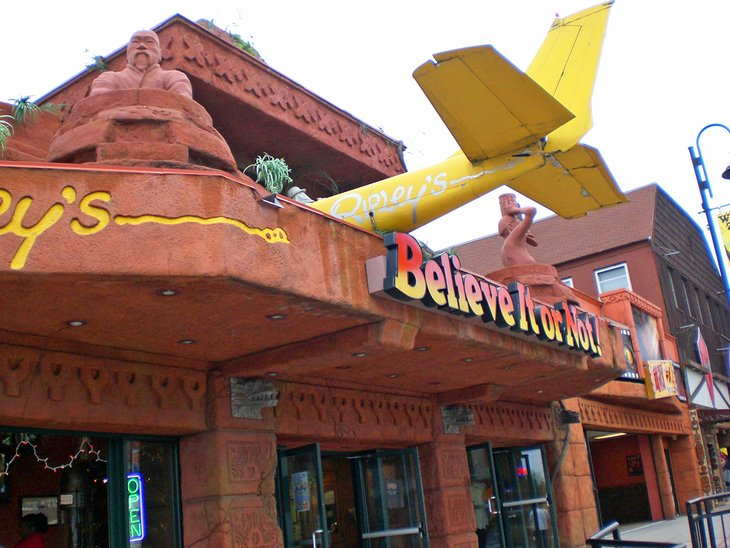 Ripley's Believe It or Not, Wisconsin Dells