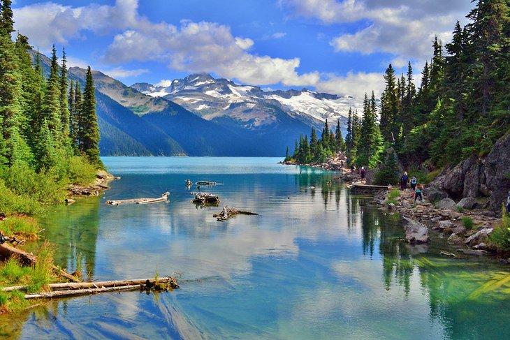 12 بهترین دریاچه در کانادا
