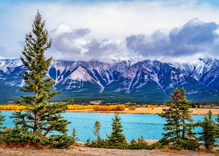Lago Athabasca