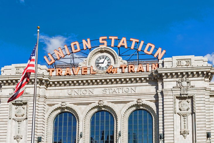 Union Station, Downtown Denver