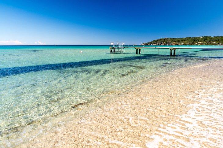 Playa de Pampelonne, Saint-Tropez