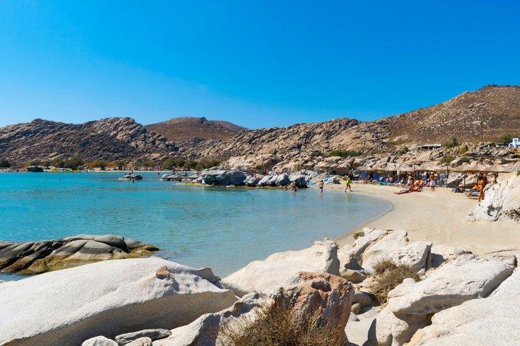 Playa de Kolymbithres
