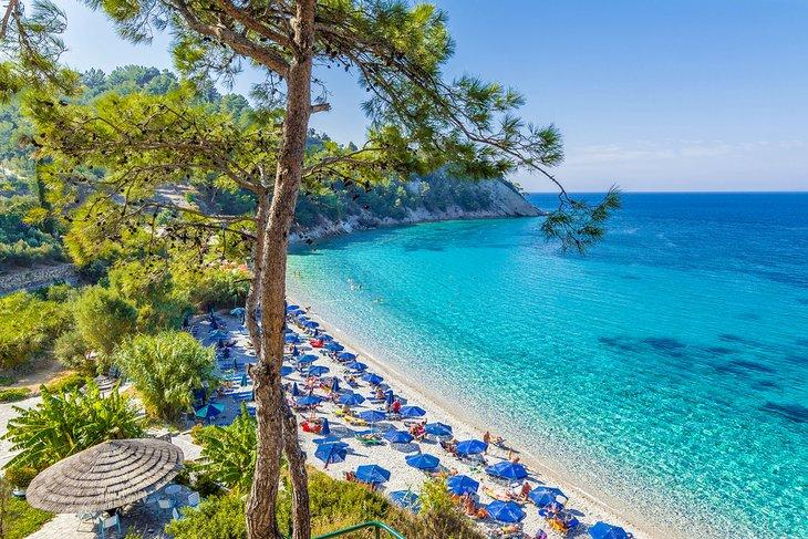 Playa de Lemonakia