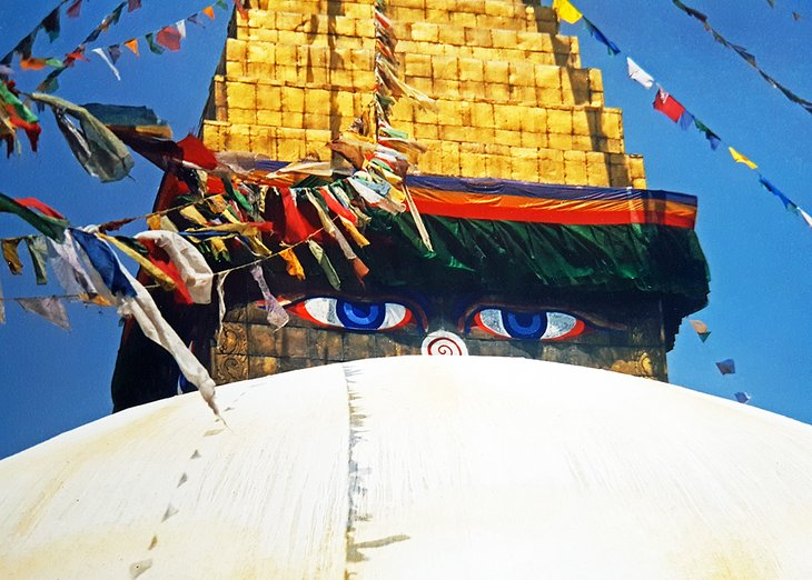 Boudhanath Stupa (Bodhnath)