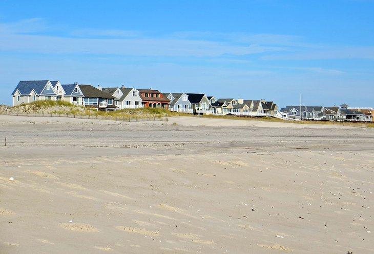 Casas de playa en Cupsogue Beach County Park