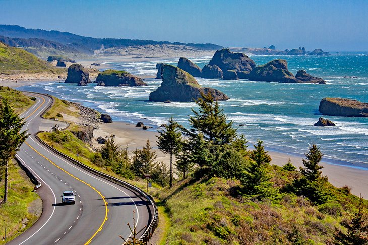 Plan The Best Oregon Coast Road Trip 5 Great Ideas Planetware