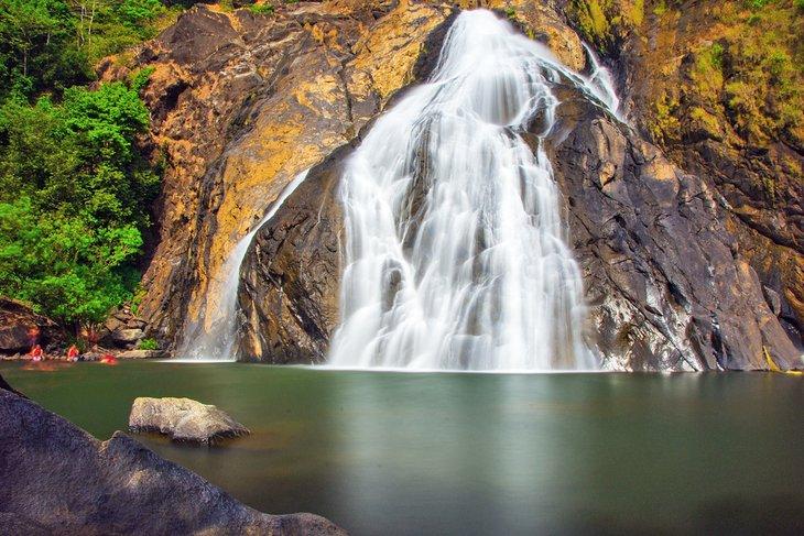 Cataratas de Dudhsagar