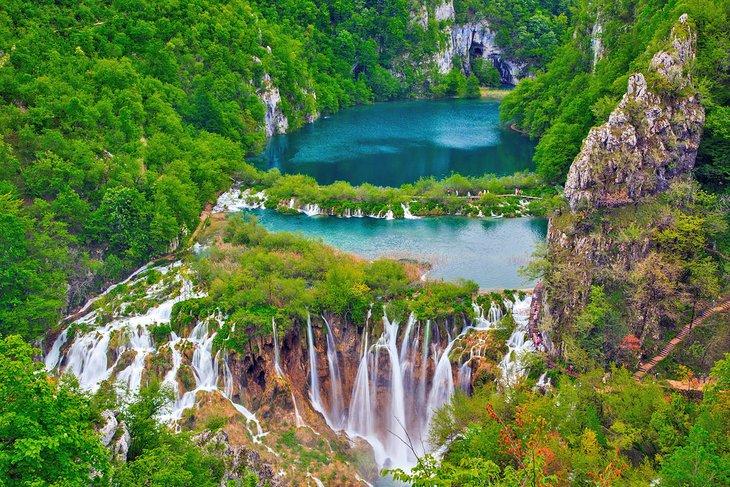 Cascadas de Plitvice