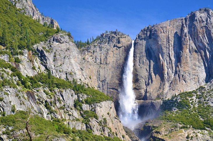 Cataratas de Yosemite