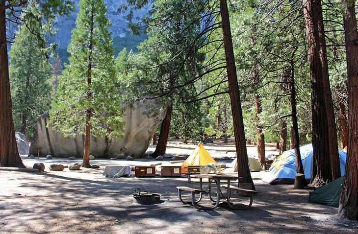 Campamento 4 Campamento