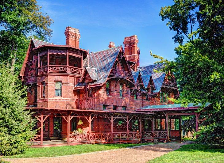 Casa y museo de Mark Twain