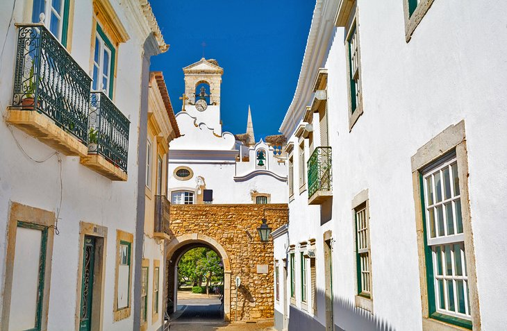 Faro's Old Town