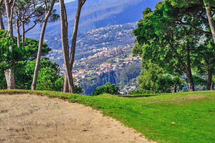 Vista desde Palheiro Golf