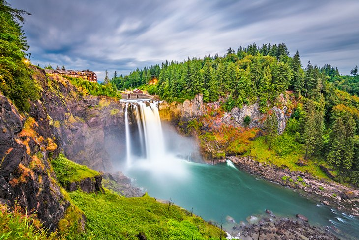 12 Top Rated Waterfalls In Washington State Planetware