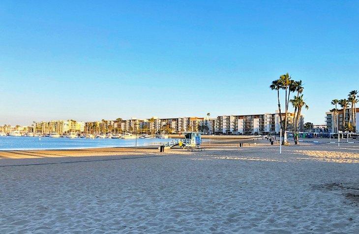 Playa de la Madre, Marina del Rey