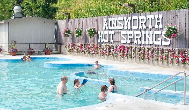 Aguas termales de Ainsworth