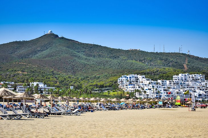 Cabo Negro Beach