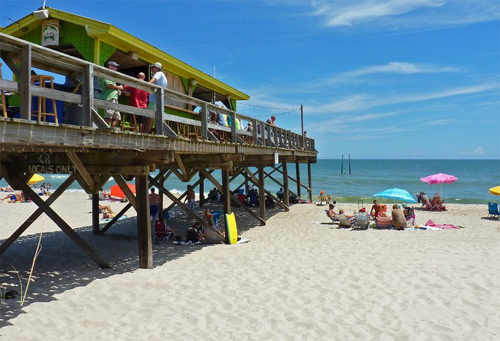 Carolina Beach, Carolina del Norte