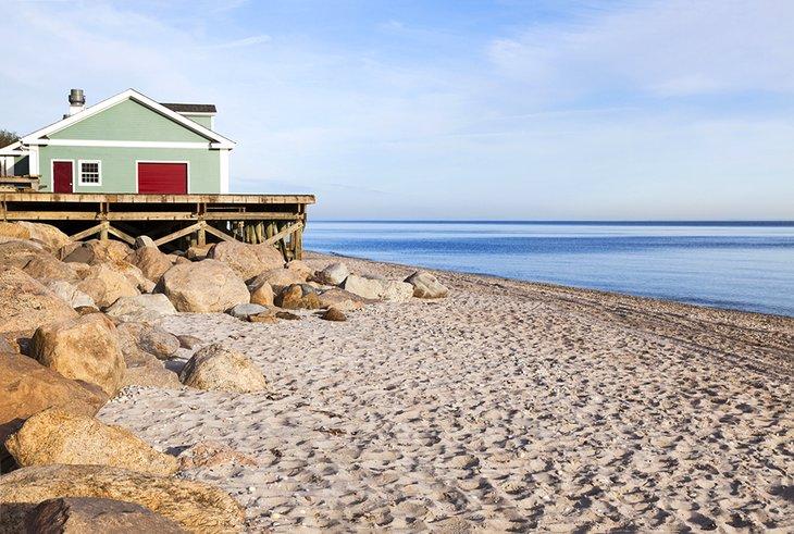 Playa de Wildwood, Nueva Jersey