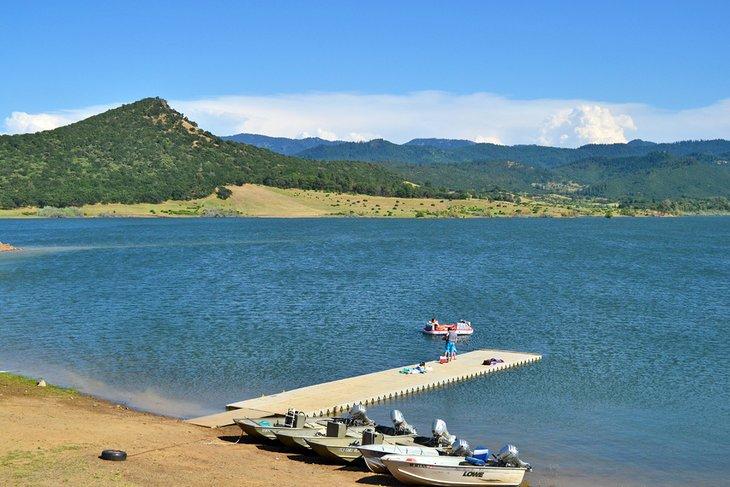 Lago emigrante