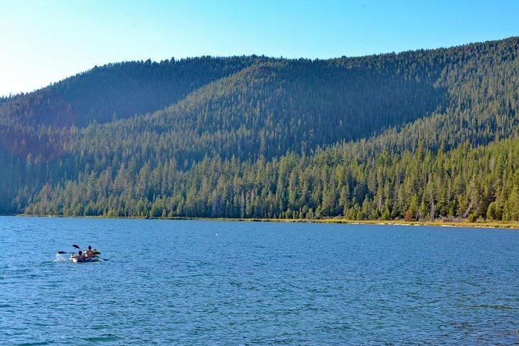 Lago Paulina