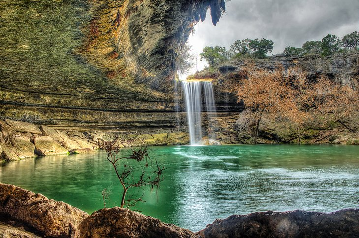 12 Best Waterfalls In Texas Planetware