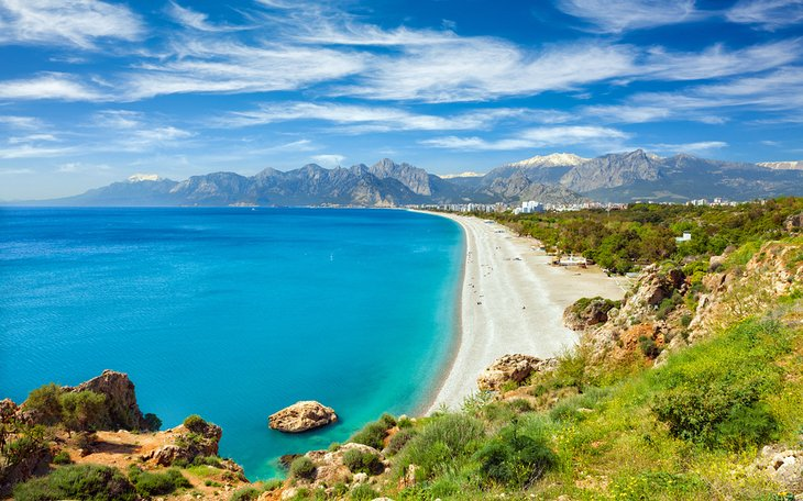 Playa Konyaalti de Antalya