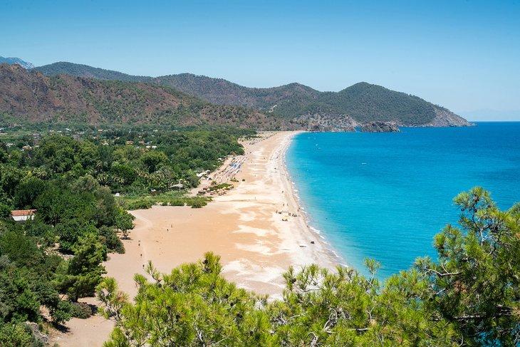 Playa de Çirali