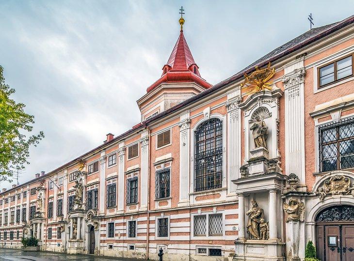 Institute of the Blessed Virgin Mary, Sankt Pölten