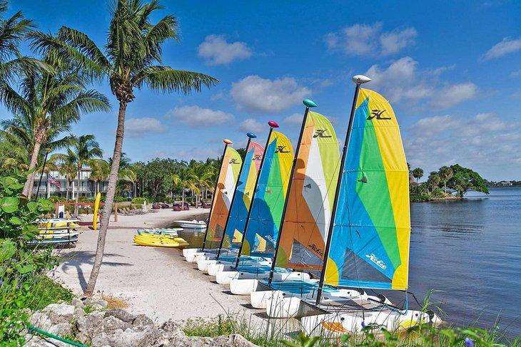 Fuente de la foto: Club Med Sandpiper Bay
