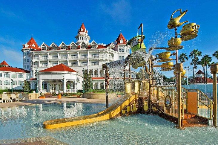 Fuente de la foto: Disney's Grand Floridian Resort & Spa