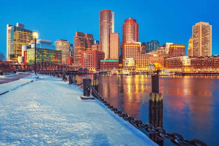 Best Time to Visit Boston, MA   PlanetWare